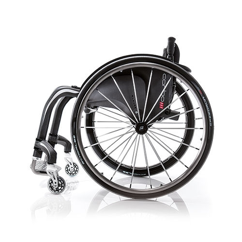 carbomax lightweight wheelchair
