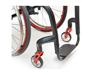 height adjustable foot plate