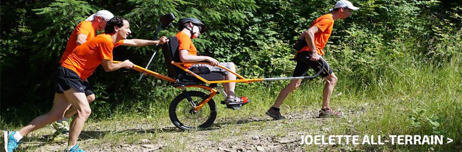 Joelette All Terrain Wheelchair