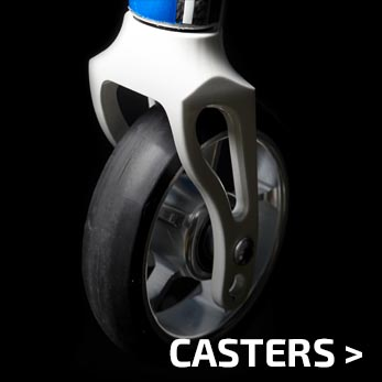 Wheelchair Casters