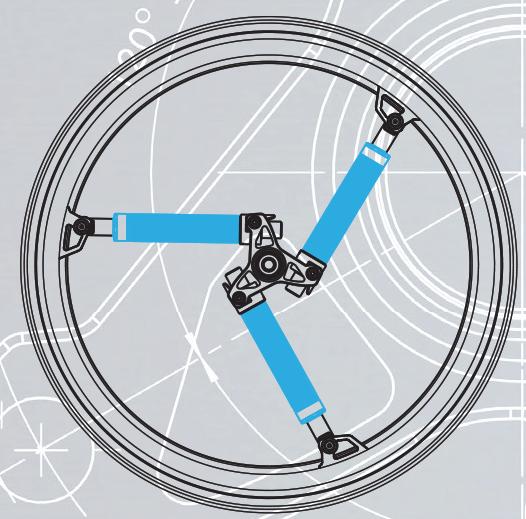 in wheel suspension