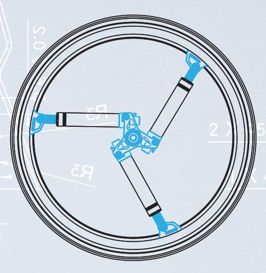 360 degree suspension